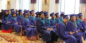 Alexander Academy Graduates 2016