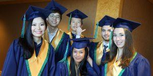 Alexander Academy Graduates 2015
