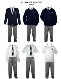 Boys Uniform