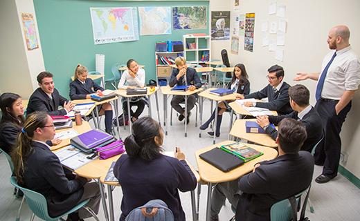 Alexander Academy small class size