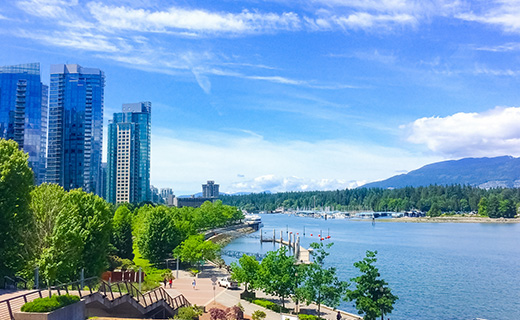 Vancouver Downtown Scenery